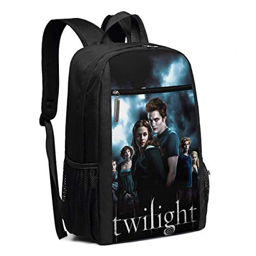 Backpack, Travel Hiking The Twilight Saga Backpacks Cute Fashion Heavy Duty Large Camping Gym Laptop Shoulder Bag Outdoor Backpacks For Men Women Adults