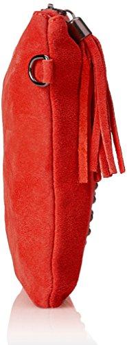 De Bolso Mujer red Red Chicca 1509 Borse Hombro Rojo qfXEnWgtxw