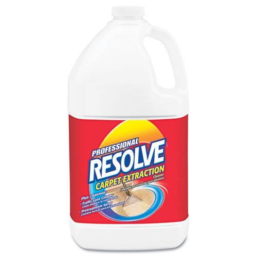 Professional RESOLVE - Carpet Extraction Cleaner, 1gal Bottle 97161 (DMi EA
