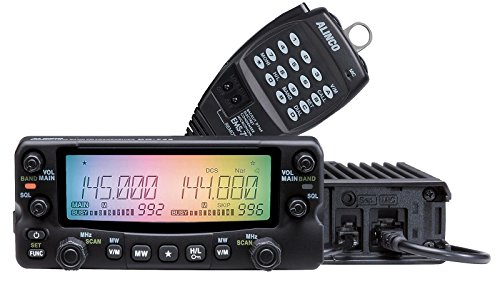 alinco mobile radio - 3