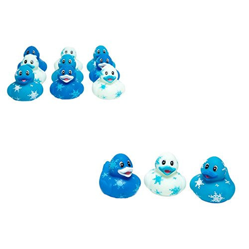 Rhode Island Novelty Snowflake Duckies