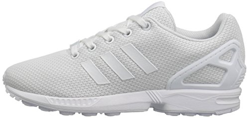 Adidas Sneakers Unisex Flux K Bianco Bambini Zx PrPFnOq