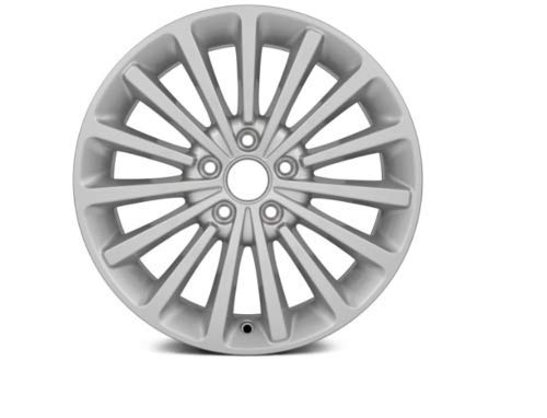 Partsynergy Replacement For Aluminum Alloy Wheel Rim 17 Inch Fits 2016-2018 VW Passat 5-114.3mm 15 Spokes ()
