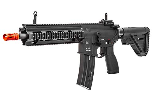 Elite Force H&K 416-A5 CQB Carbine AEG Airsoft Rifle by VFC (Black)