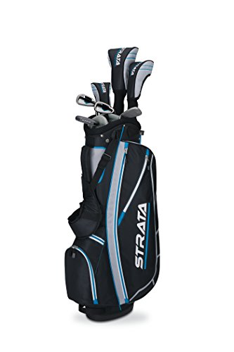 Callaway-Womens-Strata-Complete-Golf-Club-Set-with-Bag-11-Piece