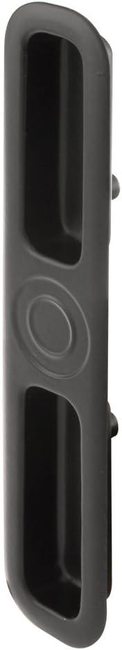 Slide-Co 142234 Sliding Door Outside Pull, Black Diecast, International