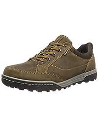 ECCO Shoes Men's Urban Lifestyle GTX Outdoor Shoe