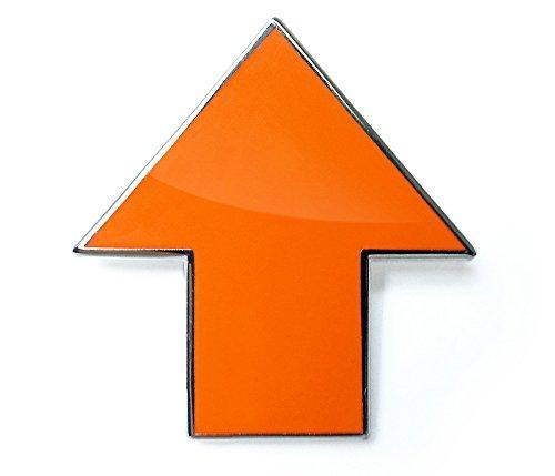 Upvote Enamel Lapel Pin