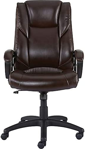Staples Kelburne Luxura Office Chair Brown