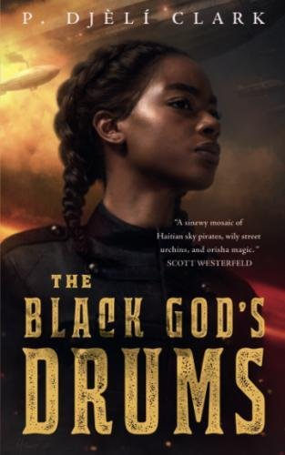 Book Cover: The Black God's Drums