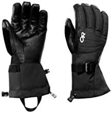 Outdoor Research Women's Revolution Gloves, Black, Medium