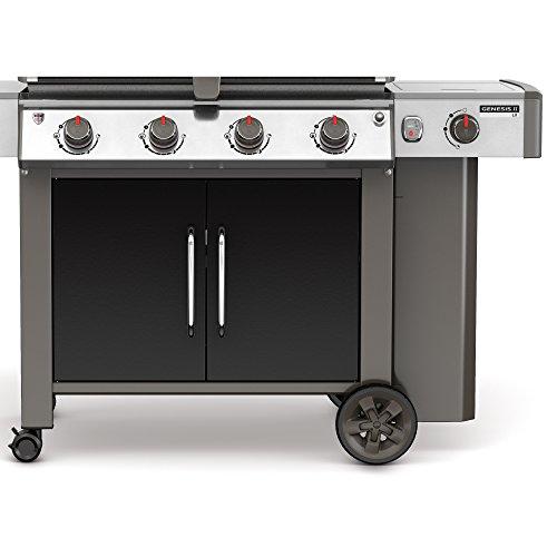 weber 62014001 genesis ii lx e 440 liquid propane grill. Black Bedroom Furniture Sets. Home Design Ideas