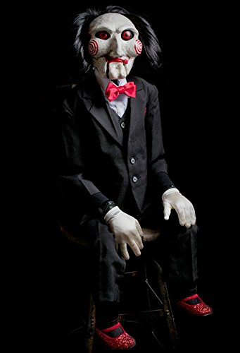 Saw - Billy the Puppet Prop Replica