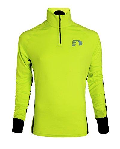 NEU Visio Warm Sweater Newline Size L Herren Laufshirts Mintgrün