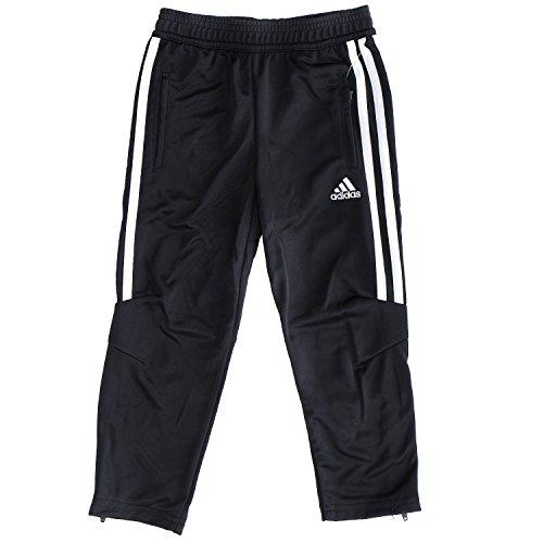 Adidas Toddler Kid's Replenishment Tiro 17 Athletic Soccer Training Track Pant - Black - Boys - 6