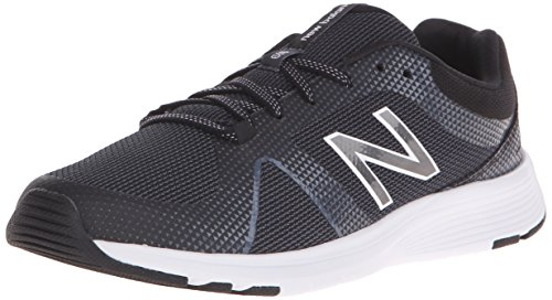 New Balance Women's WF616 Fitness Shoe, Black, 9 B US