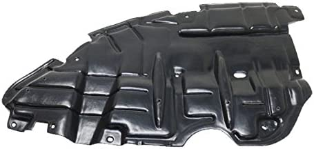 Partomotive For 15-17 Camry Front Engine Splash Shield Under Cover Undercar Guard Right Side