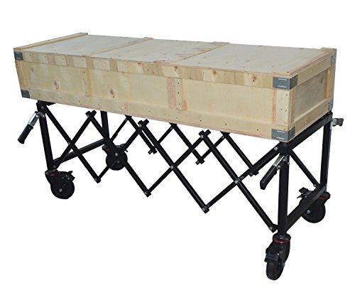 Church Truck Casket Stand Cart Mortuary Cot Stretcher Chapel Funeral Supplies - Truck Church