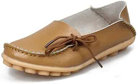 7f788bebd1d7e Shopping Beige or Yellow - Moccasin or Wedge - Loafers & Slip-Ons ...