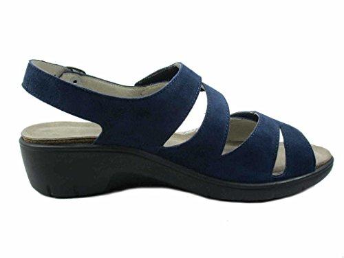 pour Sandales Bleu 000072400480521 Solidus femme p7a6nw