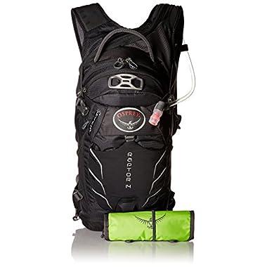 Osprey Packs Raptor 14 Hydration Pack, Black