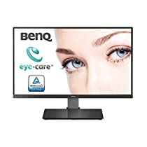 BenQ EW2775ZH Monitor da 27 Pollici, 1920 x 1080 FHD, Eye-Care, Sensore Brightness Intelligence, Rapporto di Contrasto Nativo 3000:1, Low Blue Light Plus, Flicker-Free