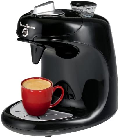 Moulinex CD 1008, Negro, 1450 W - Máquina de café: Amazon.es: Hogar