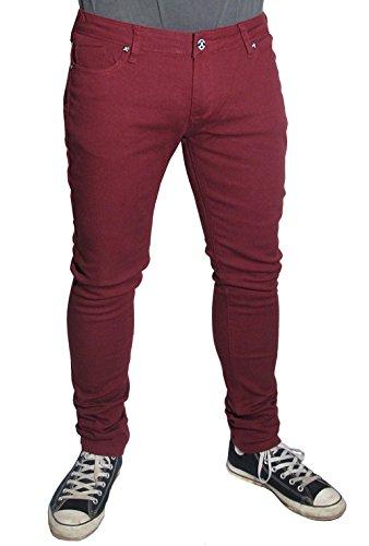 12a74b9eba6 Amazon.com  DASH Men s Skinny Jeans  Sports   Outdoors