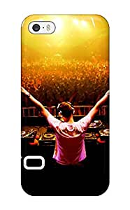 High Quality Nancy Williams Concert Skin Case Cover Specially Designed For Iphone - 5/5s