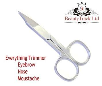 cb32b9a773cb Nose Scissor Mustache Scissors Baby Hair Trimming Scissor Grooming ...