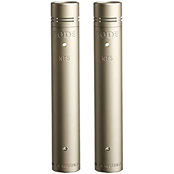 Rode NT5 MP Condenser Microphones for Drum Set , Matched Pair