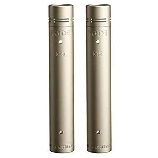 Rode NT5-MP Compact Cardioid Condenser Microphones, Matched Pair (B0002PZ01C) | Amazon Products