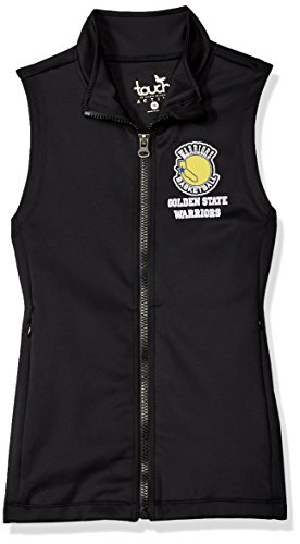 Touch by Alyssa Milano NBA Golden State Warriors Victory Vest, Large, ()