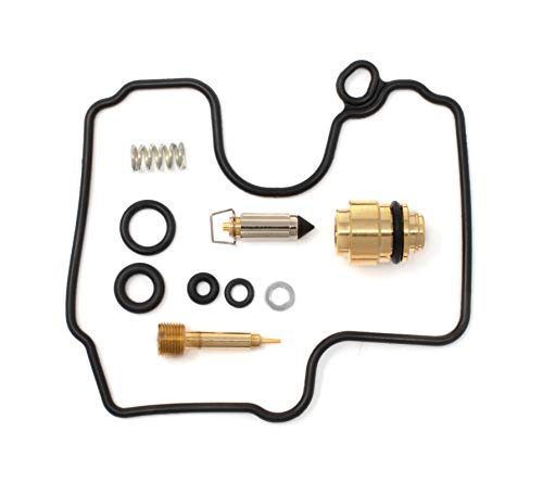 DP 0101-229 Carburetor Rebuild Repair Parts Kit Compatible with Kawasaki 98-02 ZX600 Ninja ZX-6R 05-08 ZZR600