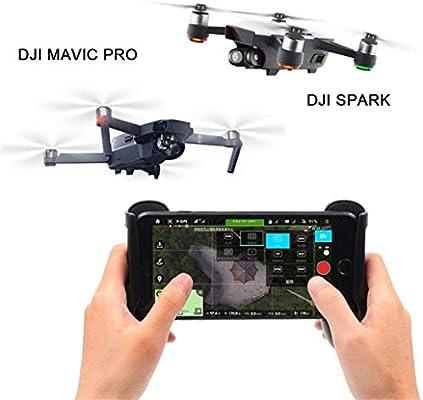 RZ-Melhor Para dji Spark Drone Hand Shank/Juego Hand Shank Smartphone Handle Grip Tablet: Amazon.es: Electrónica