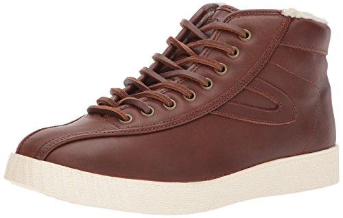 Tretorn Mens Nylitehi2 Marrone Sneaker