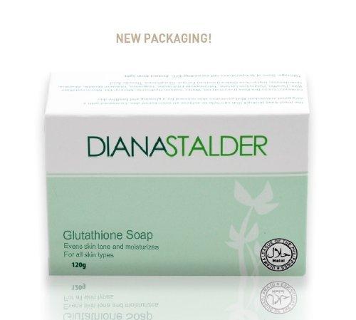 BUY 1 GET 1 FREE Diana Stalder Glutathione Soap