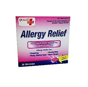 Best allergy medication options when pregnant