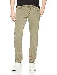 Men's Garment Dyed Selvedge Slim Jean