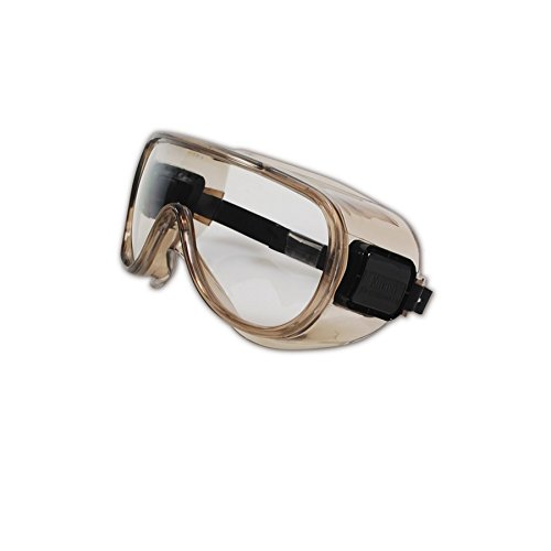 (Encon Safety 5058204 Encon 500 Series Indirect Vented Safety Goggles, 7