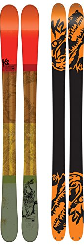 K2 2017 Poacher JR 139cm Skis for sale  Delivered anywhere in USA