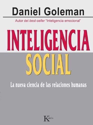 Inteligencia Social Daniel Goleman Pdf