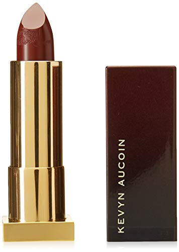 Kevin Aucoin The Expert Lip Color, Bloodroses Noir Deep Brown-Red, 0.12 Ounce