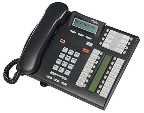 T7316e Phone System - Consumer Electronic Products Nortel T7316e Telephone Charcoal Supply Store (Renewed)