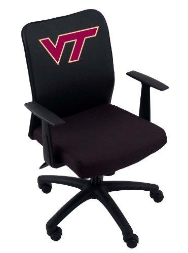 NCAA Virginia Tech Hokies Office Chair With Arms