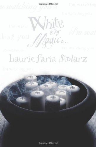 Download White Is for Magic (Stolarz Series) PDF