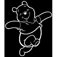 Winnie The Pooh Disney Vinyl Car Decal