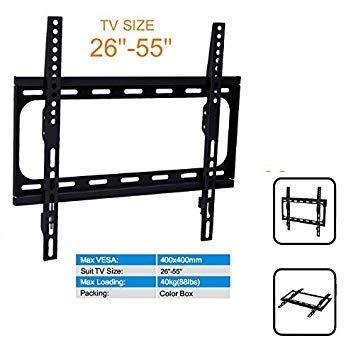 Buy I-TEK Fixed LCD/LED/Plasma TV Wall Mount Bracket for 26