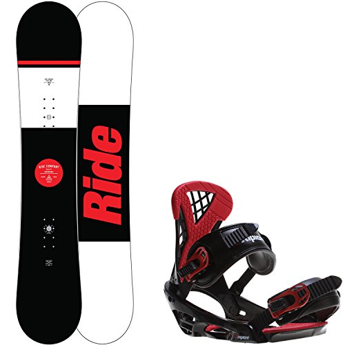 152 cm mens snowboard package - 6