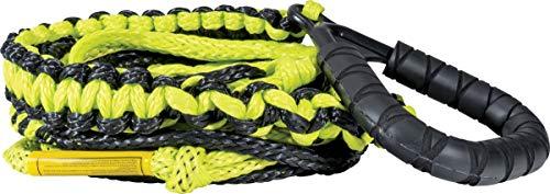 PROLINE 30' Pro Wakesurf Rope, D Shaped Handle - Yellow